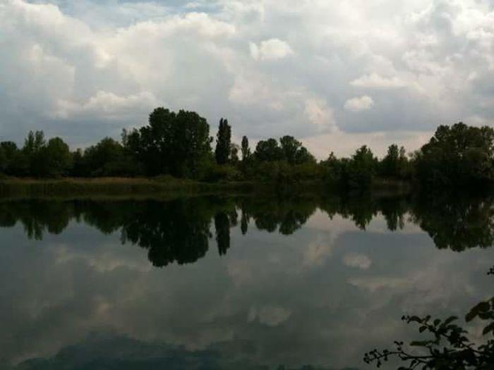 reflejos lake