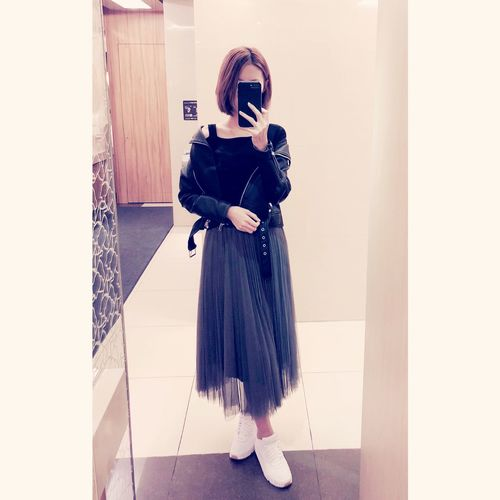 EyeEm Selects Lifestyles Real People Women Full Length Indoors  Dress Fashion Casual Clothing Standing