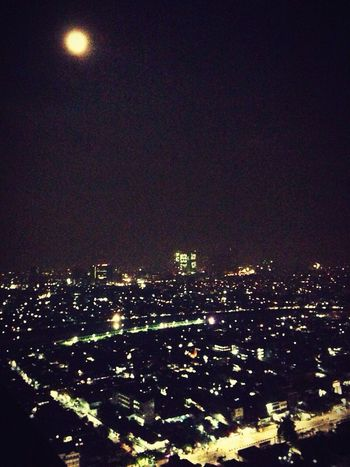 Latenite Moonlight and Darkness