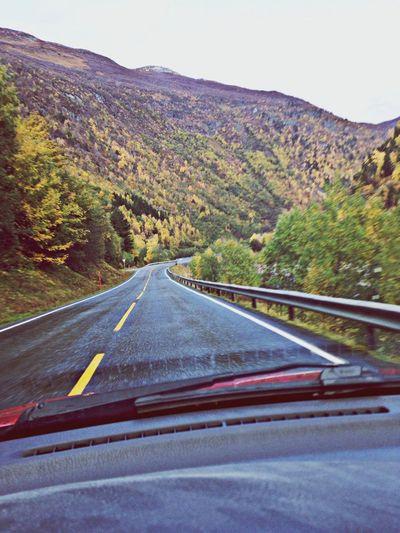 earlier this week, on my way to Rendalen, Hedmark!:-)