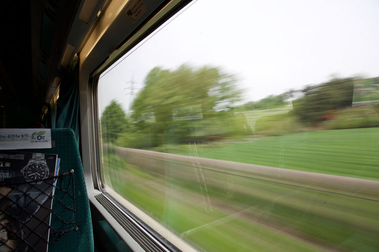 EF 24-105mm Blurred Motion Dynamic Eos6d Landscape Tourism Train Window EOS 6D