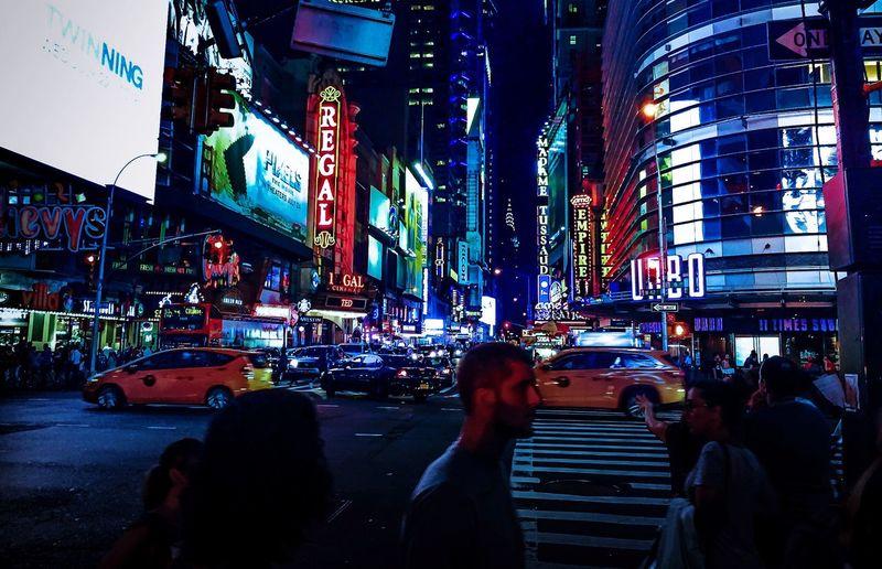New York, New