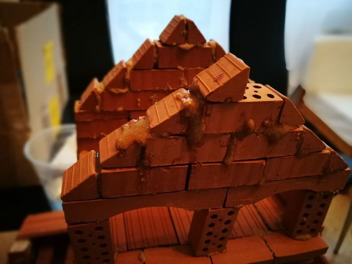 EyeEm Selects No People Close-up Day Indoors  The Purist (no Edit, No Filter) Game Construction Construction Geometry Architecture Architecture Geometric Brick Bricks Brickwall Brick Building Brick House Modelling Skill  Skillfull Childhood Childhood Memories