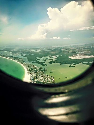 My view today Traveling Travel Photography Beach Ocean United Airlines
