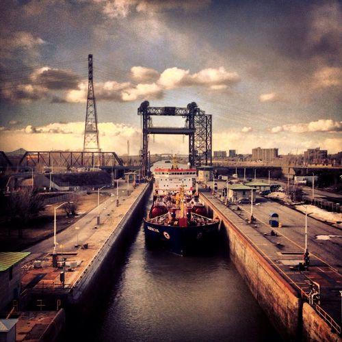 St-Lawrence Seaway