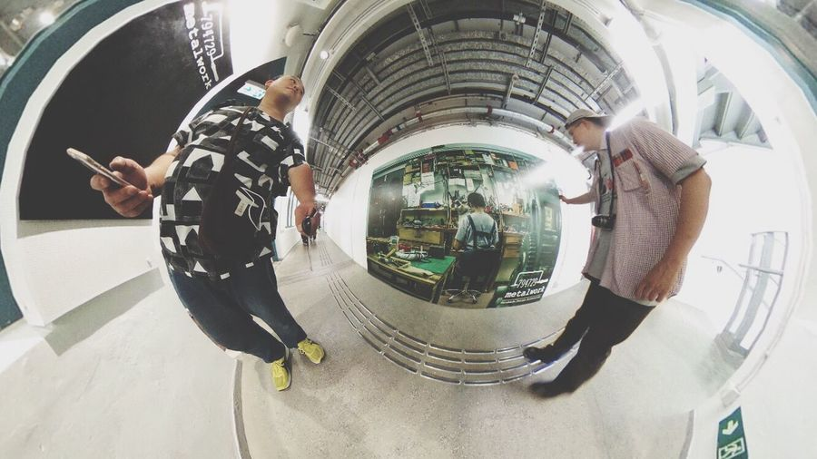 SorisoriPrography Theta360 自撮り HongKong