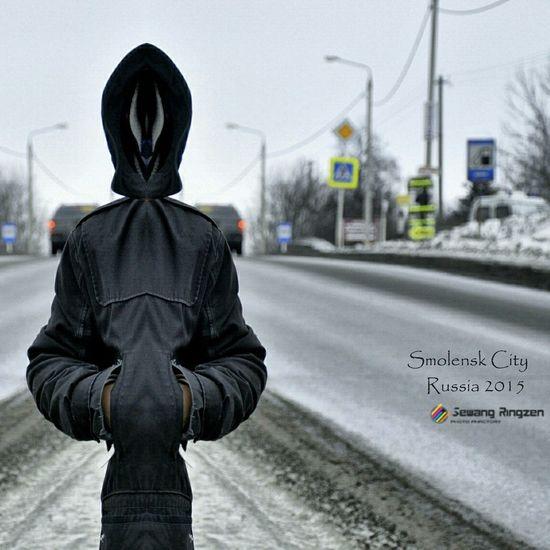 Alienage . Hello World February Cold Winter ❄⛄ Hanging Out Sewangringzen Smolensk Russia SmolenskToday SmolenskLive