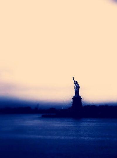 USA Statue Of