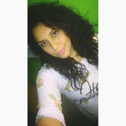 Beautiful ♥ Curly Hair SexyGirl.♥ Lindo Dia Morena ❤