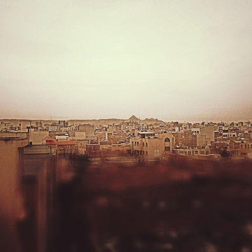 . شهرمان با جمال باران شسته شد . . . . ببار که دلمان هم شسته شود