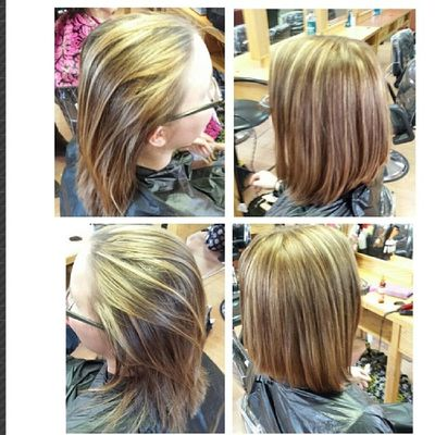 Color Correction, Highlights & an Inverted Bob :)