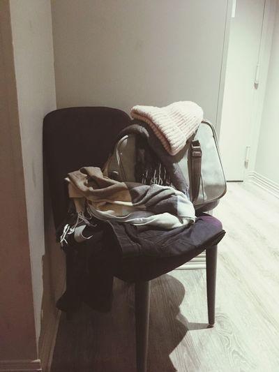 Bag Hat Scarf