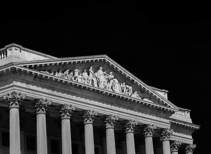 City_explore Uscapital Congress Architecture Minimal Bw Bnw Bnw_society Street Historic Washington DC WashingtonDC Monochrome Photography Black And White Friday The Architect - 2018 EyeEm Awards