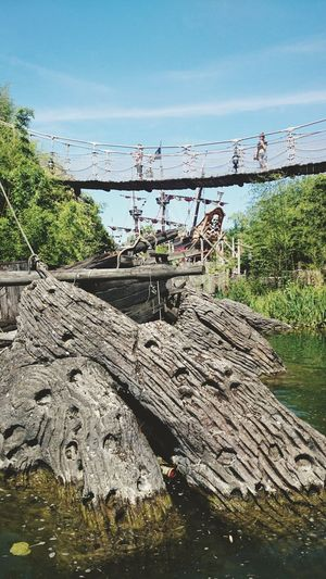 Rope Bridge Water Nautical Vessel Sea Sand Low Tide Fishing Tackle Sailboat Moored Rippled