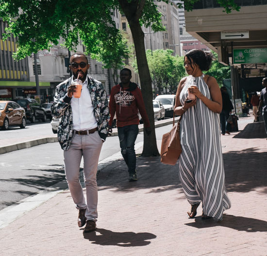 Cape Town vibe Candid Capetown Casual Clothing City Day Fashion Front View Full Length Leisure Activity Lifestyles Outdoors Standing Streetphotography Togetherness Young Adult Young Women