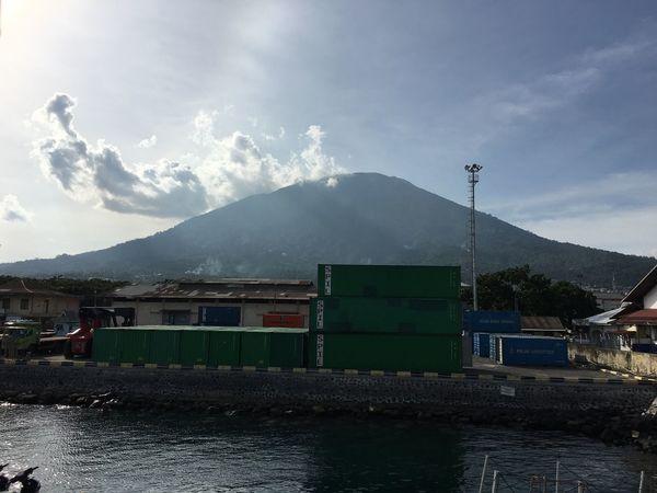 Mountain View GAMALAMA  Ternate Ternate Island, Molucca