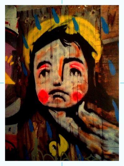 Street Art Graffiti Colors