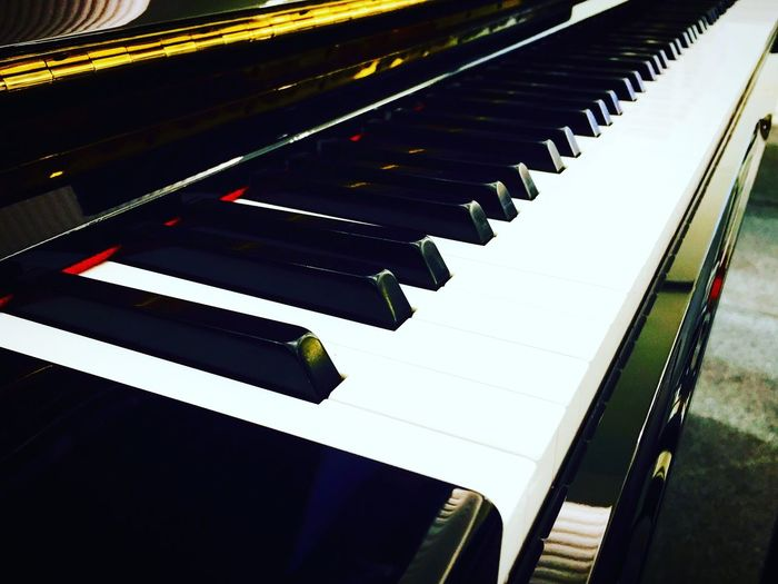 The Piano Piano Close-up Piano Key Music Piano Musical Instrument White Color Arts Culture And Entertainment No People Indoors  Day