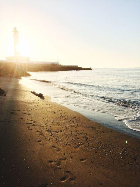Beach Scenics Tranquil Scene Amanecer