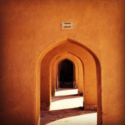 Architecture Arch Yazd Yazd,Iran Amirchakhmagh Available Light Fresh On Eyeem