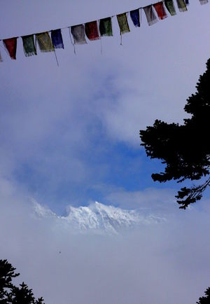 After The Storm Behind The Clouds Cloudy Cloudy Day Cloudy Sky Nepal Nepal Travel Peaking Out Of The Clouds