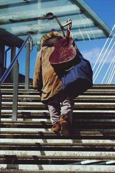 Struggle Struggle Homeless Sad Moving