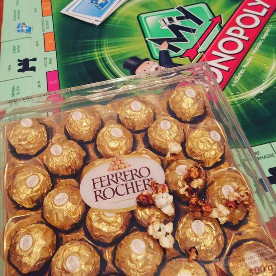 Fererrorocher Chocolate♡ Mymonopoly Game Good Times