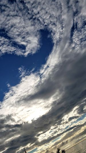 Space Backgrounds Sunlight Blue Astronomy Full Frame Sky Cloud - Sky Landscape Dramatic Sky Meteorology Vapor Trail Cumulus Cloud Contrail Atmospheric Mood Cloudscape Storm Cloud Moody Sky Stratosphere Fluffy Wispy Heaven
