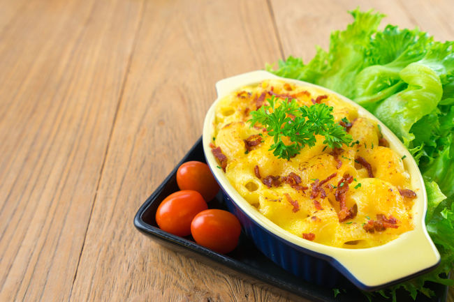macaroni and cheese homemade food Close-up Day Egg Food Food And Drink Freshness Healthy Eating Indoors  Meal No People Plate Ready-to-eat Table Tomato Vegetable