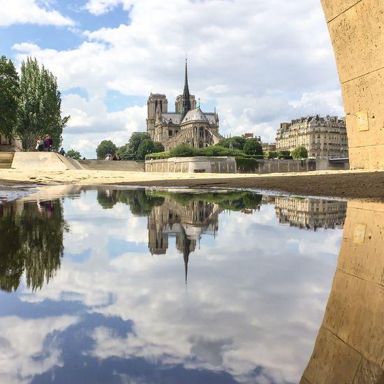 Good Evening Paris! Bonsoir Paris! Parisweloveyou Paris EyeEm Best Shots Photooftheday Paris ❤ Eyem Best Shot - Architecture Architecture Clouds And Sky
