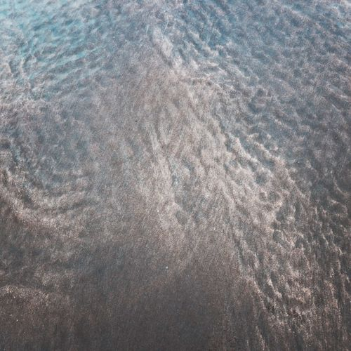 Sand Patterns Pattern Sand Beach Water Abstract Beauty In Nature