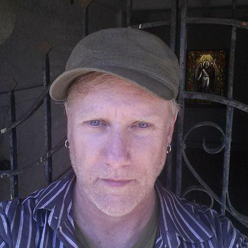Cemetery Man Selfie TulocayCemetery Ñapa Crypt