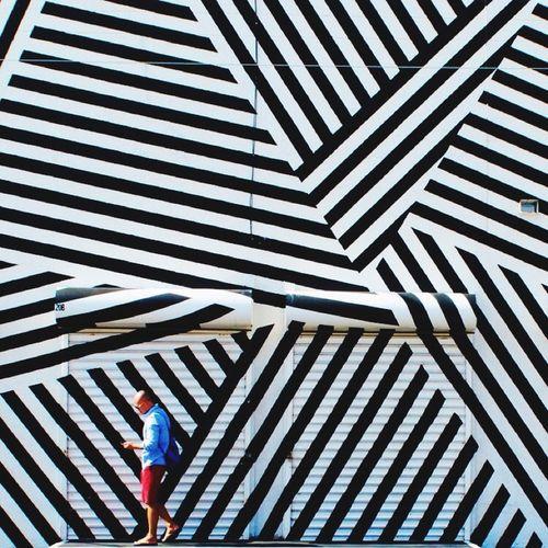 Black And White Streetart DonneVincenti ArtWork Repost