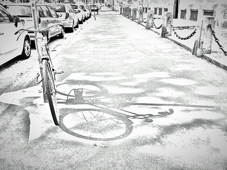 Turin Italy Torino Bycicle Streetphotography Piemonte Blackandwhite Black And White Black & White Blackandwhite Photography Torino, Italy Photodraw Streetphotography_bw Monochrome