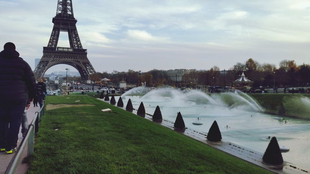 Travel Destinations Tourism Eiffel Tower Paris, France  France #the Magic Mission Your Ticket To Europe