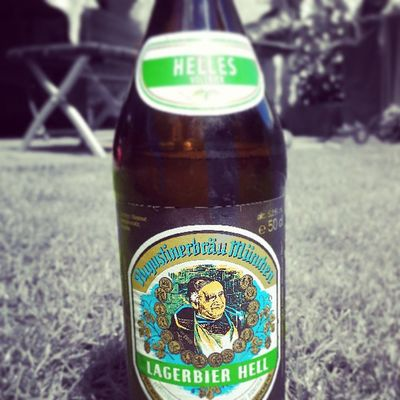 La dolce vita. Life is good Germany Beer Augustiner Sun lifeisgood ladolcevita androidnesia androidnesia garden chilling