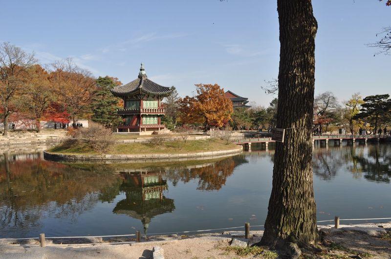Gyeongbokgung Palace, Seoul Korea