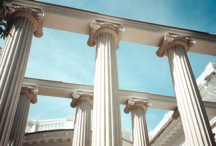 35 Mm Film 35mm 35mm Camera 35mm Film Arch Architectural Feature Architecture Blue Built Structure Capital Cities  Cloud Column Famous Place Film Film Photography Filmcamera Filmisnotdead Filmphotography History No People Outdoors Sky Tourism