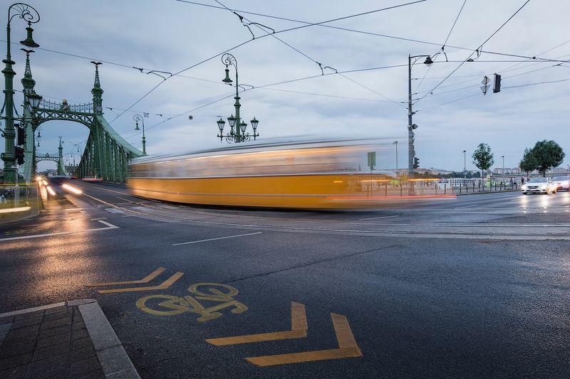 Trams of Bp.