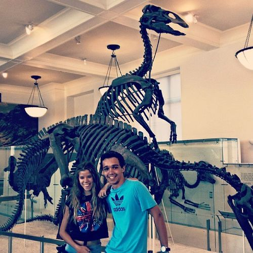 Dinosaur American Museum Of Natural History Loveu