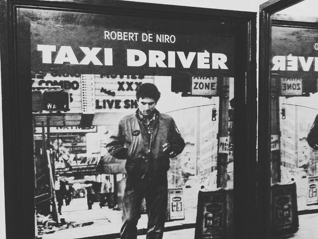Movies Taxi Driver Poster Robertdeniro