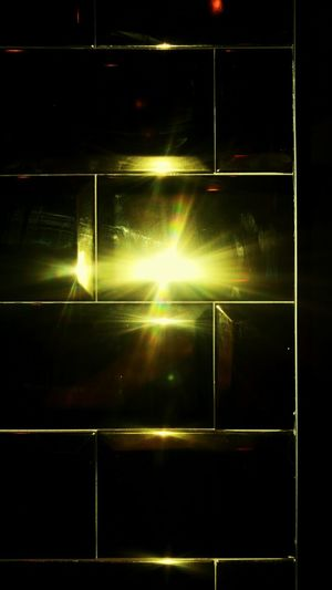 Pantry Restaurant Berlin Golden Tiles Abstract