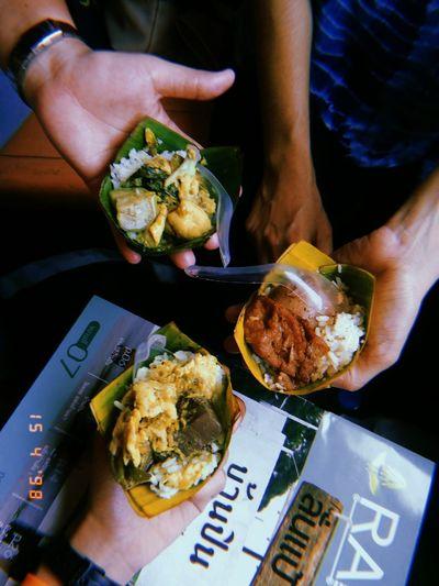 Thai food. Film