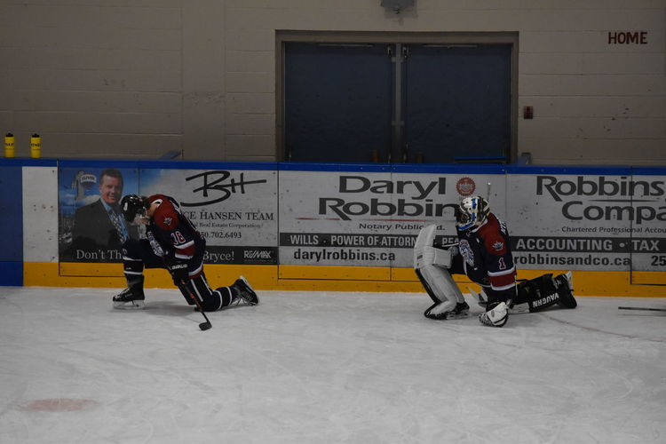 People Hockey Game Hockey Ice Rink Sports Ice Hockey Training Day Warm Ups Warming Up Hockey Player Hockey Players Sports Event  Goalie Goal Keeper Sports Photography Sports Background Copy Space Competition Players Sports Shots Hockey Arena Training Skates Hockey Sticks Ice Skates