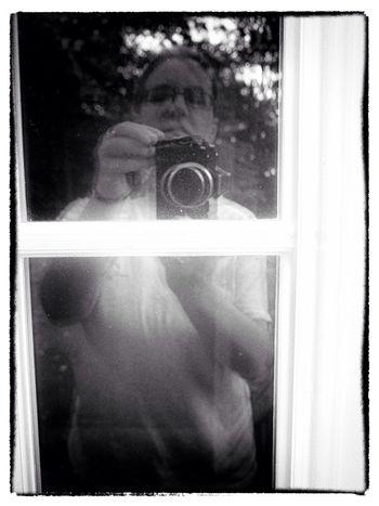 Blackandwhite Selfportrait