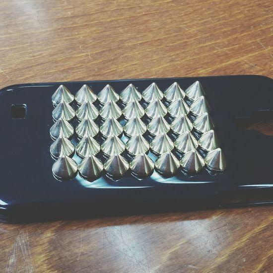 Samsung Galaxy S4 Phonecase Nieten