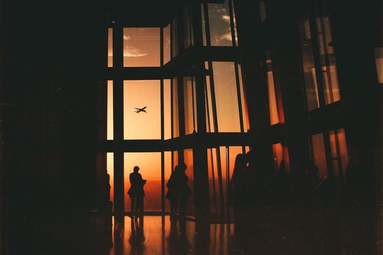 Sunset from the shard Check This Out Urban Landscape Sunset_collection Urban Geometry Architecture_collection