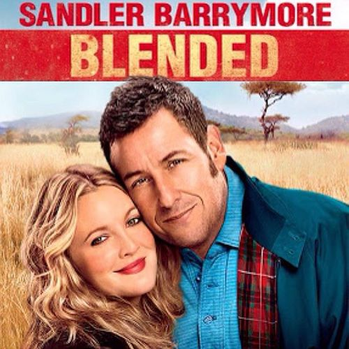 """Just watched this super feel good movie... If you want good vibes, watch """"Blended"""". Must watch @alsaidy.hamid091185. Drewbarrymore AdamSandler 😊❤️👍"""