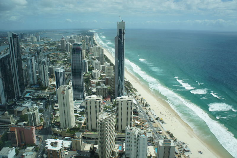 Summer in Surfers Paradise Australia Cityscape Gold Coast Gold Coast Australia Sightseeing Surfers Paradise Surfers Paradise, Australia Travel Urbanscape View Wanderlust Architecture Beach Birdseyeview Buidlings City Day Newstrekker Ocean Sea Skyscraper Surfersparadise Surfing Tourism Travel Destinations
