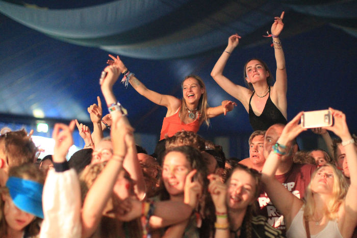 Scenes from the 2016 Latitude festival in Southwold, Suffolk. Celebration Check This Out Crowd Crowds Enjoyment Festival Fun G Girls Illuminated Large Group Of People Latitude Latitude Festival Latitudefestival Leisure Leisure Activity Lifestyles Nap Outdoors Relax Relaxation
